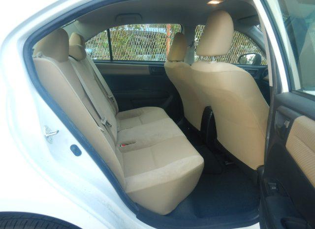 Toyota Corolla Axio 2014 full