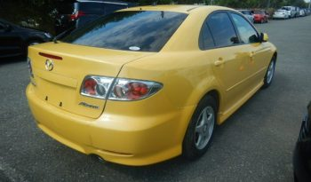 Toyota Atenza Sports 2005 full
