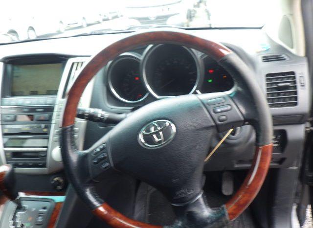 Toyota Harrier 2005 full