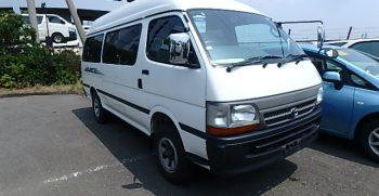 Toyota Hiace Commuter 15 Seater