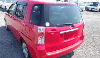 Toyota Raum 2005 full