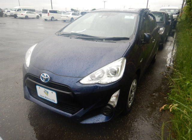 Toyota Aqua 2016 Hybrid full