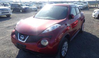 Nissan Juke 2011 full