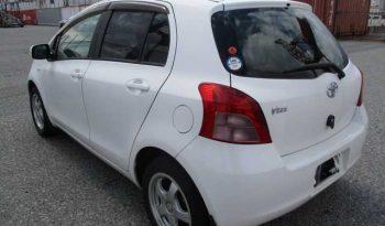 Toyota Vitz 2005 full
