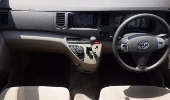 Toyota Isis 2005 full
