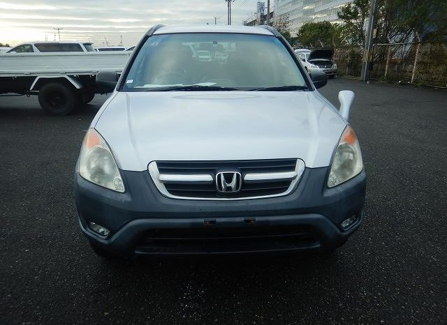 Honda CR-V 2001 full