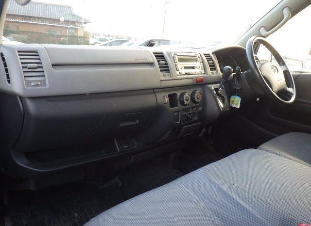 Toyota Hiace 2005 full