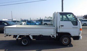 Toyota Toyoace Truck 2000 full