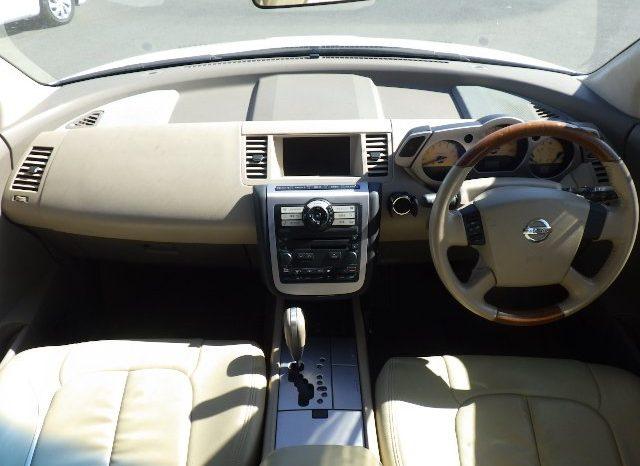 Nissan Murano 2005 full