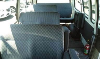 Toyota Hiace Commuter 2002 full