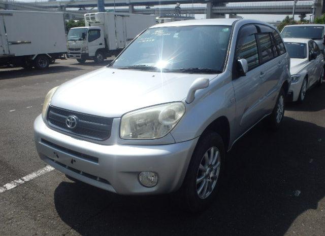 Toyota Rav4 2004 full