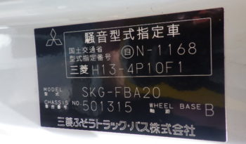 Mitsubishi Canter 2011 2 Ton full