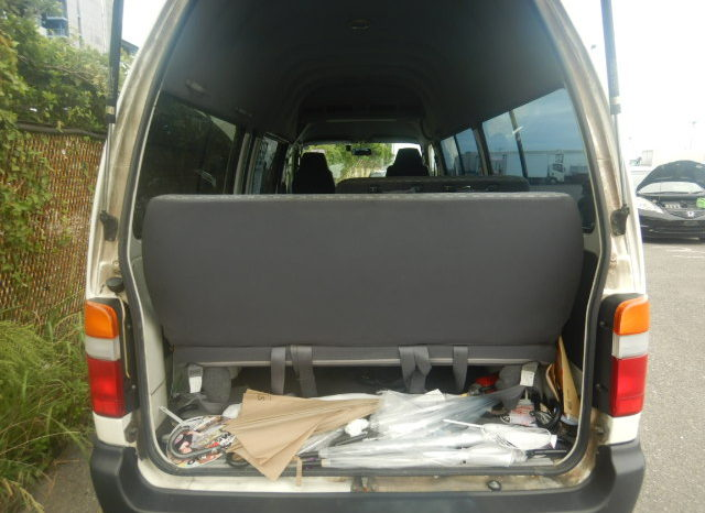 Toyota Hiace 15 Seater full