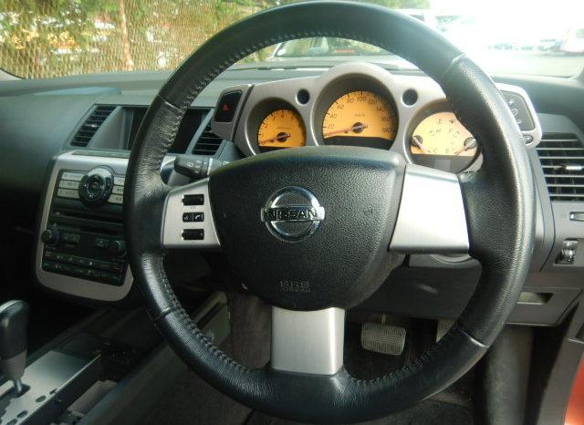 Nissan Murano 2006 full