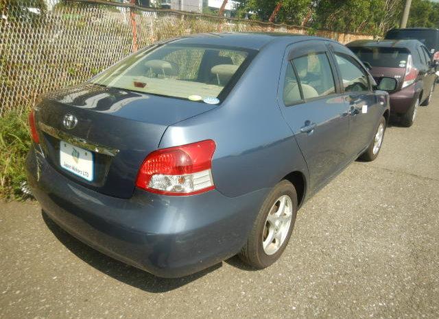 Toyota Belta 2006 full