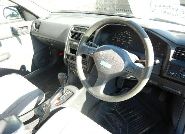 Toyota Caldina Van 1999 full