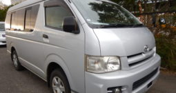 Toyota Hiace 2007 10 Seater