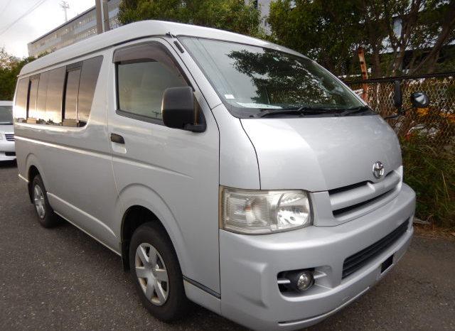 Toyota Hiace 2007 10 Seater