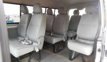 Toyota Hiace 2007 10 Seater full
