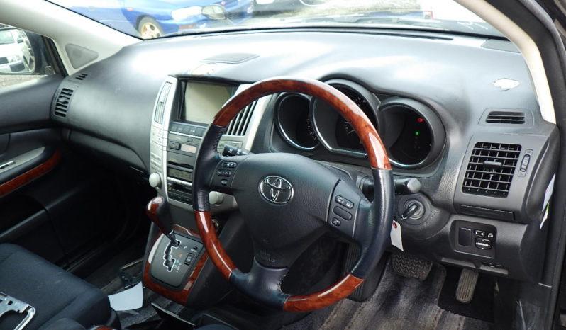 Toyota Harrier 2006 full