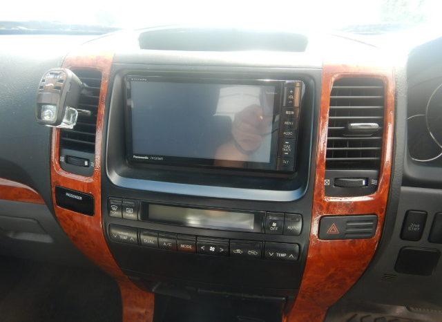 Toyota Land Cruiser Prado 2006 full