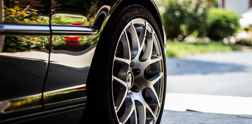 Make Your Car Stand Out To Clean Your Tires
